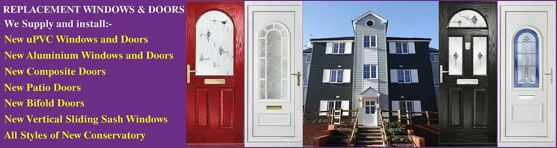 New Windows & Doors